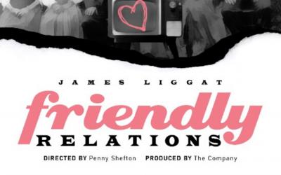 """""""Friendly Relations"""" – anglojęzyczna sztuka Maybe Theatre Company"""