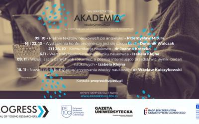 Akademia Młodych Badaczy – cykl szkoleń